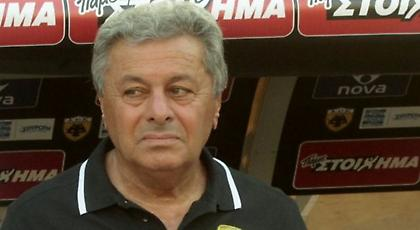 Μιχαηλίδης: «Στο Αγρίνιο σεβόμαστε το ποδόσφαιρο»