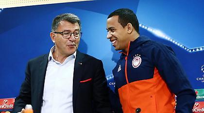 Λεμονής: «Δεν ανησυχώ, ο Ολυμπιακός έχει κίνητρο»