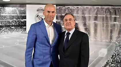 Θα κάνει μεταγραφές τον Ιανουάριο η Ρεάλ Μαδρίτης