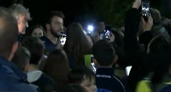 Χαμός με τον Ντάνο σε φιλανθρωπικό αγώνα ποδοσφαίρου (video)