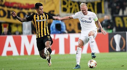 Χολτσχάουζερ: «Έχουμε το δικαίωμα να παίξουμε τον τελικό με την ΑΕΚ»