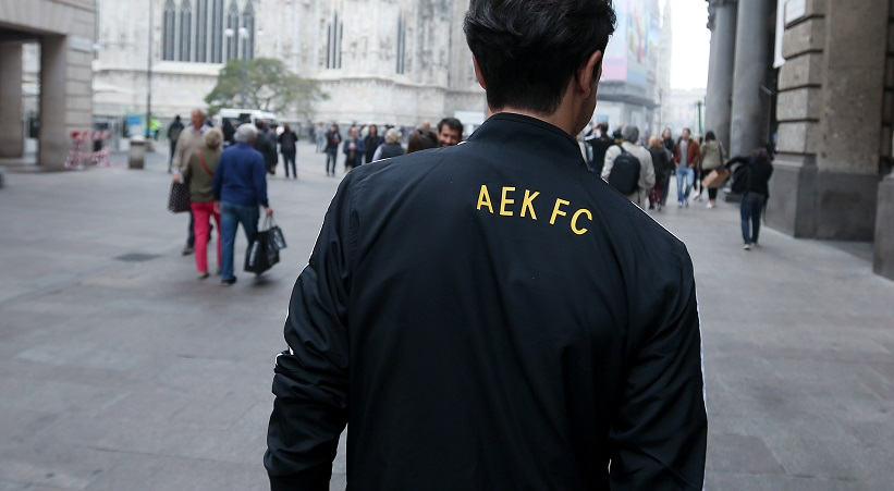 Λύνεται το πρόβλημα με τους «εγκλωβισμένους» ΑΕΚτσήδες στη Θεσσαλονίκη