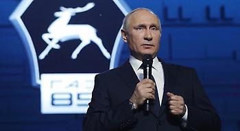 Πούτιν για αποβολή της Ρωσίας από τους Ολυμπιακούς Αγώνες: «Τα στοιχεία είναι αβάσιμα»