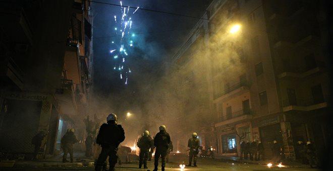 11 συλλήψεις και 26 προσαγωγές από τα χθεσινά επεισόδια
