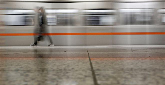 Ακόμη δύο σταθμοί του μετρό κλειστοί