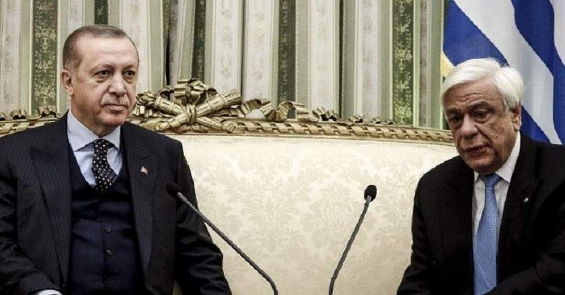 Καβγάς live Παυλόπουλου-Ερντογάν για Συνθήκη της Λωζάνης και Δυτική Θράκη