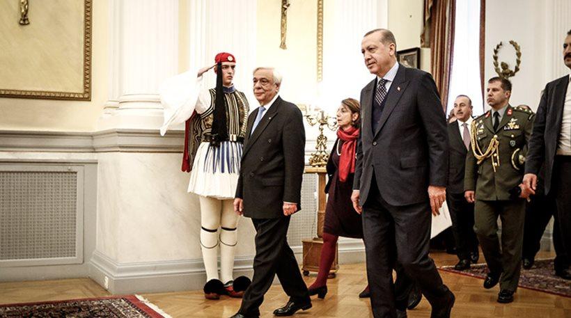 Βίντεο: Οι διάλογοι Ερντογάν-Παυλόπουλου που έβαλαν «φωτιά» στο Προεδρικό