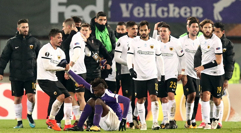 "Europa League: Προκρίθηκε στην φάση των ""32"" η ΑΕΚ (video)"