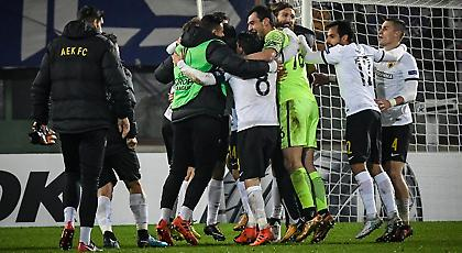 Το ίδιο το ποδόσφαιρο χαίρεται για την ΑΕΚ!