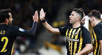 Μπακασέτας στον ΣΠΟΡ FM: «Θέλουμε να φτάσουμε μακριά στο Europa League»