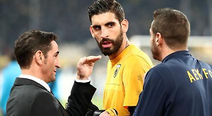 Χιμένεθ: «Καταπληκτικός επαγγελματίας ο Ανέστης, αλλά πρέπει να ξεκαθαρίσει αν ανήκει στην ΑΕΚ»