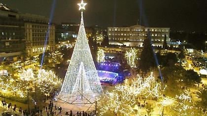 Χριστούγεννα στην Αθήνα με 220 εορταστικές εκδηλώσεις!