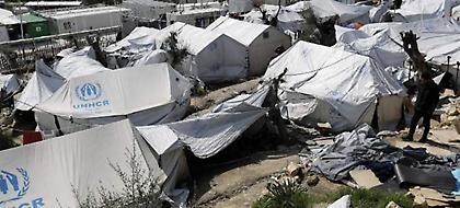 Η Telegraph στη Μόρια: Κίνδυνος να πεθάνουν άνθρωποι -Βρωμιά και φόβος