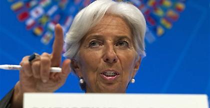Λαγκάρντ: Το Ελληνικό χρέος χρειάζεται αναδιάρθρωση