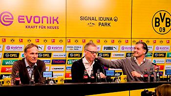 Επίσημο: Ο Στέγκερ νέος προπονητής της Ντόρτμουντ