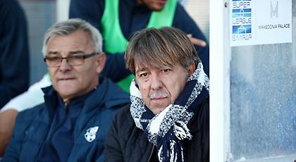 Βούλιτς: «Κέρδισε η καλύτερη ομάδα, συγνώμη από τον κόσμο μας για την ήττα»