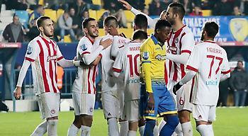 Νικολακόπουλος: «17 γκολ σε 5 αγώνες ο Ολυμπιακός, 19 γκολ η ΑΕΚ σε όλο το πρωτάθλημα»