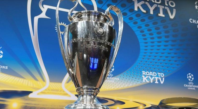 Το πλήρες πρόγραμμα των «16» του Champions League