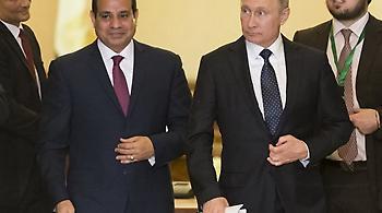 Η Ρωσία θα κατασκευάσει το πρώτο πυρηνικό εργοστάσιο στην Αίγυπτο