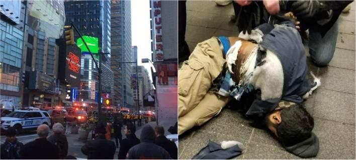 Αυτός είναι ο 27χρονος που προσπάθησε να ανατινάξει σταθμό στο Μανχάταν