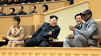 Ο Ντένις Ρόντμαν ζητά ρόλο απεσταλμένου των ΗΠΑ στη Βόρεια Κορέα