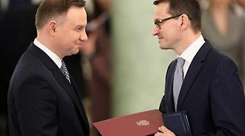 Πολωνία: Ορκίστηκε νέος πρωθυπουργός της χώρας ο Ματέους Μοραβιέτσκι
