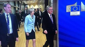 Συμβιβασμό με ΕΕ για ομαλό Brexit το νέο σχέδιο της Τερέζα Μέι