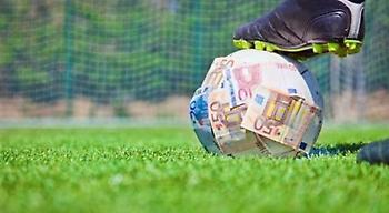 Τέσσερις Έλληνες ποδοσφαιριστές σε κύκλωμα παράνομου στοιχηματισμού