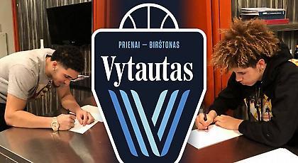 Στη λιθουανική Βιτάουτας τα αδέρφια Μπολ!