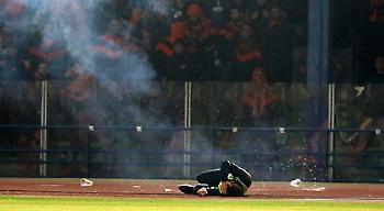 Εκτός κινδύνου το ball boy που τραυματίστηκε στην Κύπρο