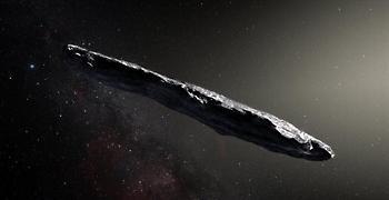 Αστρονόμοι «ζουμάρουν» στον αστεροειδή-πούρο για ίχνη εξωγήινης ζωής