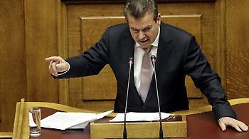 Πετρόπουλος: Δεν θα υπάρξουν νέες περικοπές σε συντάξεις και επιδόματα