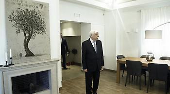 Παυλόπουλος: Η κοινωνία στάθηκε όρθια χάρη στον τρόπο λειτουργίας της Εκκλησίας