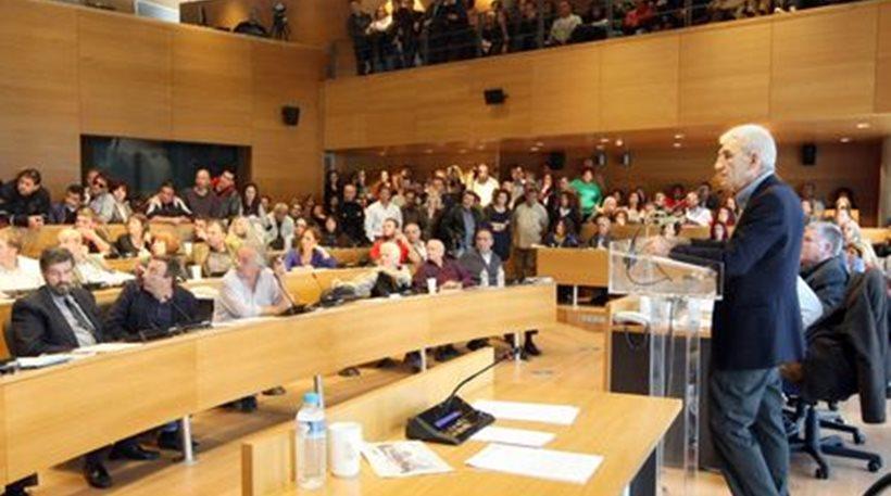 Υψηλοί τόνοι στο δημοτικό συμβούλιο της Θεσσαλονίκης - Εγκρίθηκε ο προϋπολογισμός για το 2018