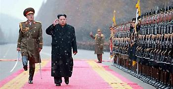 Κιμ Γιονγκ Ουν: Θα γίνουμε η ισχυρότερη πυρηνική και στρατιωτική δύναμη στον κόσμο