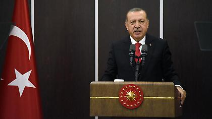 Ερντογάν προς ΗΠΑ: «Η Ιερουσαλήμ είναι κόκκινη γραμμή»