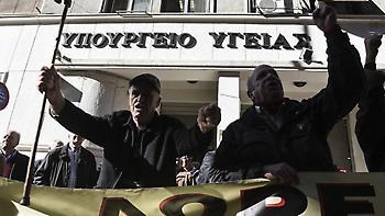 Στο Σύνταγμα το απόγευμα οι συνταξιούχοι - Με λεωφορεία από τη Θεσσαλονίκη