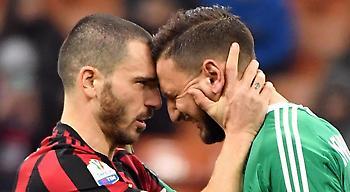 Ντοναρούμα: «Ποτέ δεν μίλησα για ψυχολογική βία. Forza Milan»