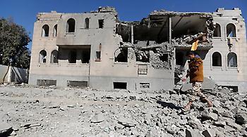 Υεμένη: Πάνω από 50 νεκροί μέσα σε 24 ώρες από αεροπορικές επιδρομές και μάχες