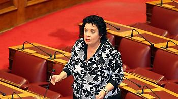 Λιάνα Κανέλλη: Σταγόνα που ξεχειλίζει το ποτήρι ο προϋπολογισμός