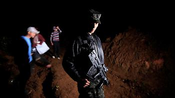 Συντριβή ελικοπτέρου στην Ονδούρα, νεκρή η αδελφή του προέδρου
