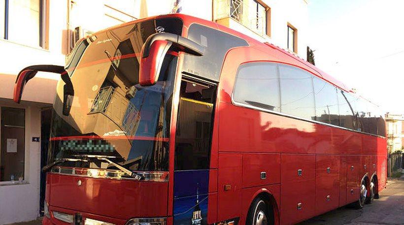 Τούρκοι διακινητές έκρυψαν έξι μετανάστες σε ειδική κρύπτη λεωφορείου