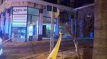 Κύπρος: Έκρηξη βόμβας με έναν τραυματία στη Λευκωσία