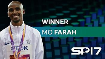 Ο Μο Φάρα η αθλητική προσωπικότητα της χρονιάς στη Βρετανία