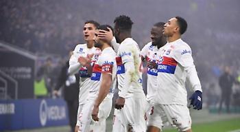 Συγκατοικεί με Μονακό η Λιόν 2-0 τη Μαρσέιγ