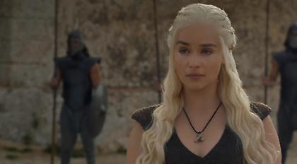 Ανάβει φωτιές η πρωταγωνίστρια του Game of Thrones στη φωτογράφιση της με μαλλί... Ντενέρις