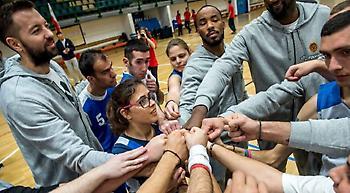 Στηρίζει τα Special Olympics ο Παναθηναϊκός (pics)