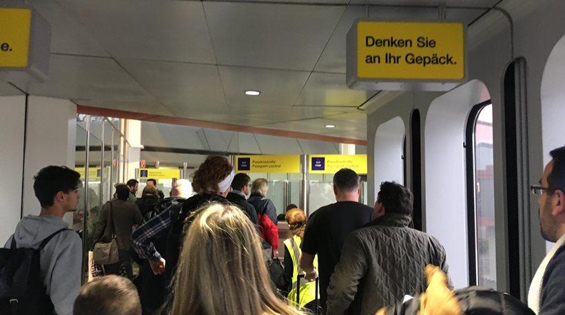 Σε «καραντίνα» και όσοι Έλληνες ταξιδεύουν στα αεροδρόμια Αυστρίας - Ελβετίας