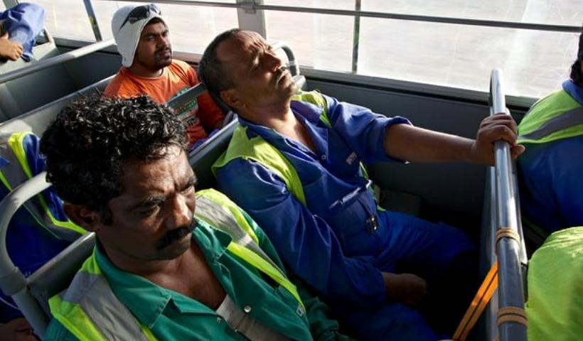 Έκθεση-όνειδος της Διεθνούς Αμνηστίας: Σύγχρονοι δούλοι χτίζουν τα γήπεδα του Κατάρ για το Μουντιάλ!