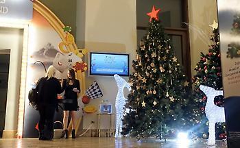 Αυτά τα Χριστούγεννα τo Regency Casino Mont Parnes στολίζει το «Δέντρο της Ελπίδας»